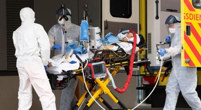 Броят на починалите в Италия от коронавирус расте, а този на новите случаи не се променя