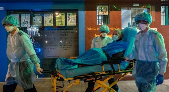 Континентален Китай съобщи днес за 31 нови случая на зараза