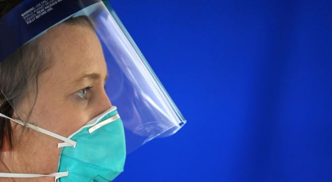 Първата приета в МБАЛ - Хасково пациентка с Ковид 19