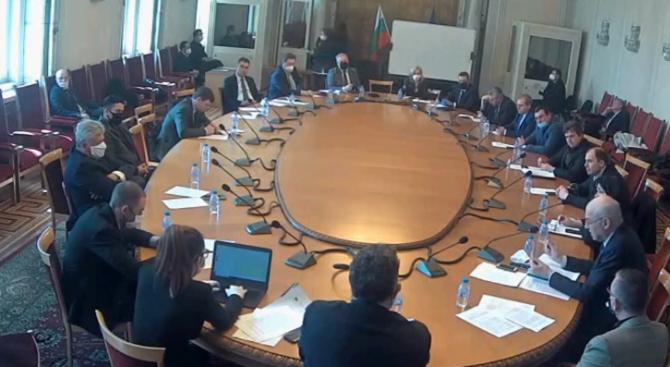 Комисията по енергетика разглежда промените в Закона за енергетиката на