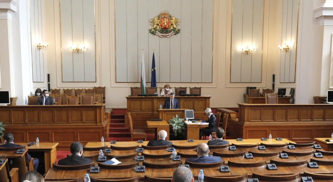 Актуализацията на Бюджет 2020 мина на първо четене в Комисията по бюджет и финанси