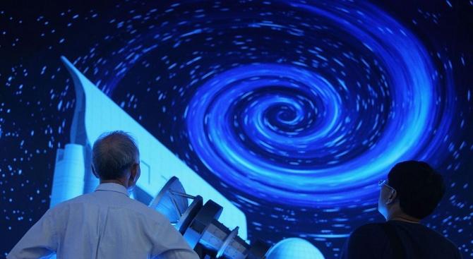 Телескопите в Чили, които изследват щателно небето, търсейки отговори на