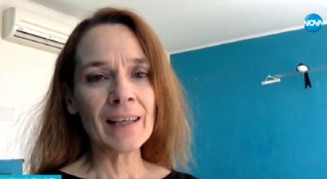 Италианска писателка за COVID-19: Не повтаряйте грешките ни