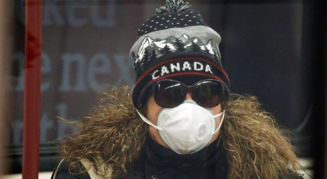 Случаите на коронавирус в Канада вече са близо 12 хиляди.Всичко