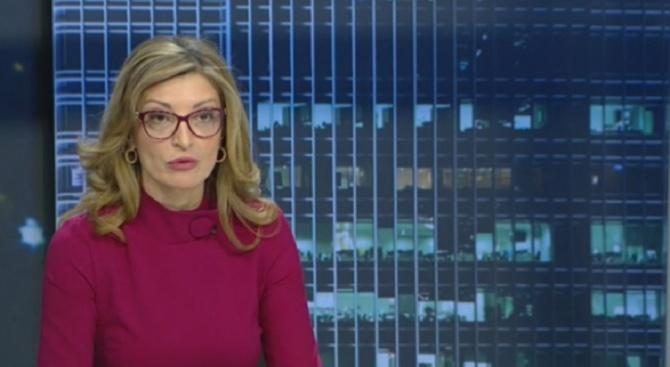 Екатерина Захариева призова да сме по-стриктни, за да преборим коронавируса
