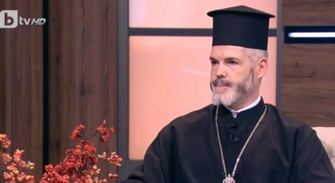"""Западно и средноевропейски митрополит Антоний разкри пред бТВ и """"Тази"""