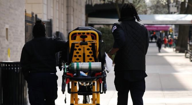 Коронавирусът е убил 809 души в Испания за последните 24