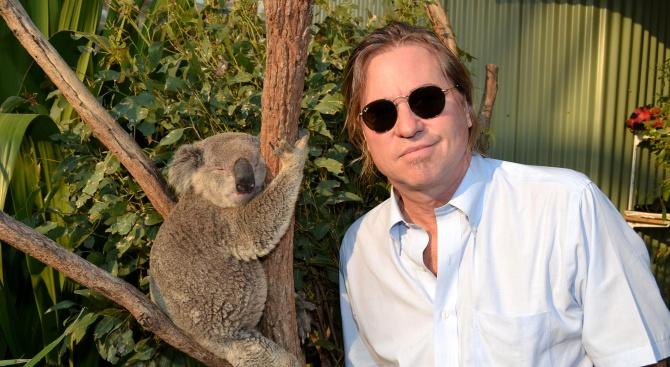Актьорът Вал Килмър призна, че е самотен от двадесет години