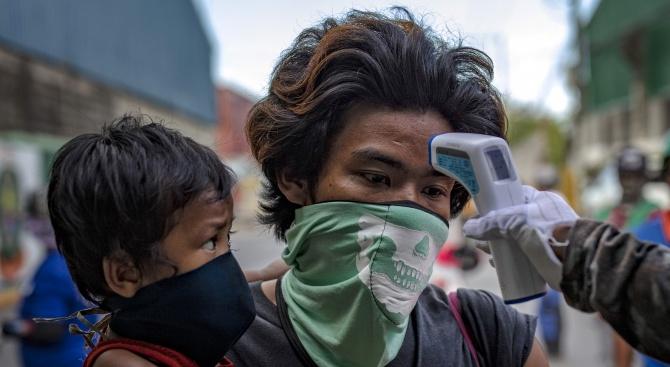 Малайзия съобщи днес за още 150 случаи на коронавирус, четири