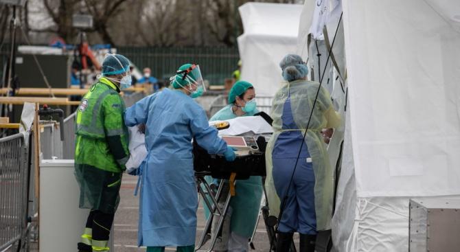 Над 60 000 души вече са починали по света от новия коронавирус