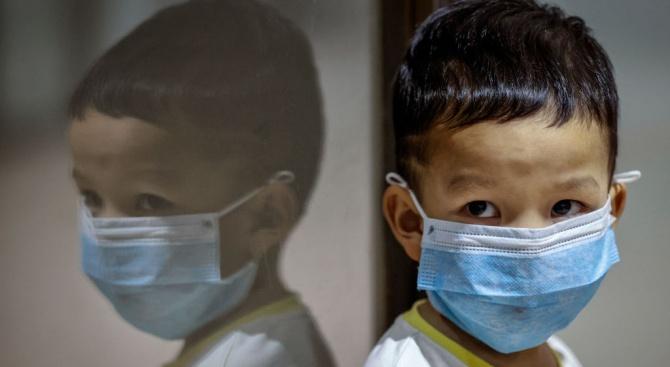 5-годишно дете почина от новия коронавирус в Обединеното кралство