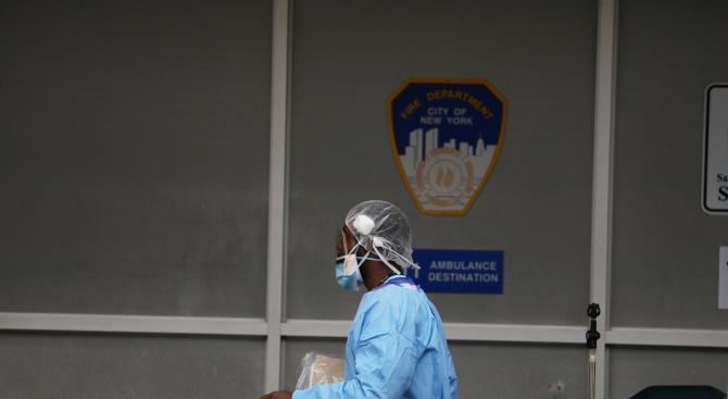 Кметът на Ню Йорк Бил де Блазио призова за обща