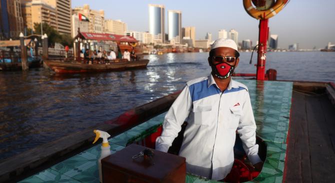 Дубай затяга ограничителните мерки срещу разпространението на COVID-19