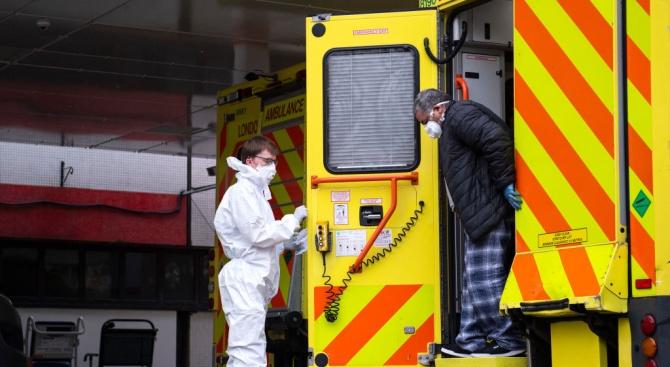 Смъртните случаи, причинени от коронавируса, във Великобритания могат да достигнат