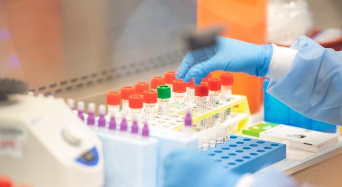 Към момента в Бургас има достатъчно количество тестове за генетична диагностика