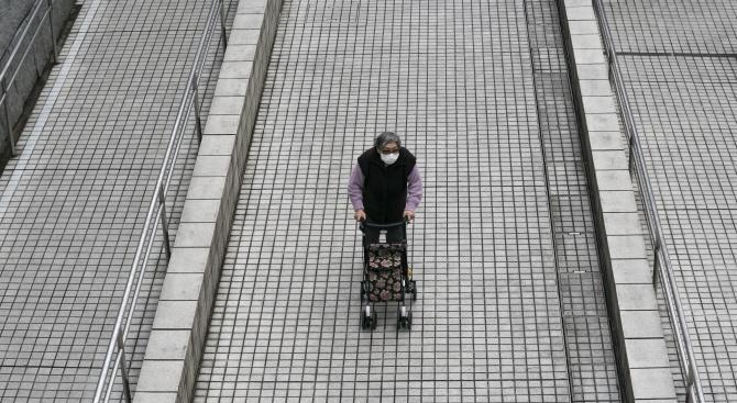 86-годишна туркиня пребори коронавируса
