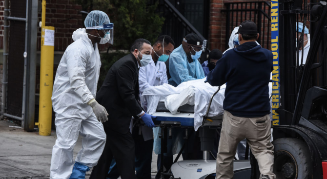 Турското министерство на вътрешните работи изключи от въведената заради коронавируса
