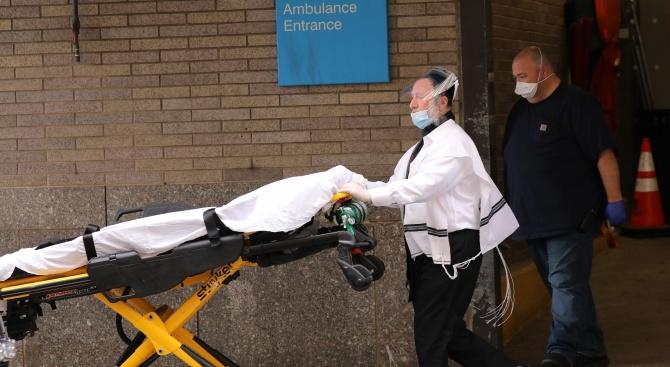 Американското министерство на отбраната скоро ще изпрати 1100 военни медици