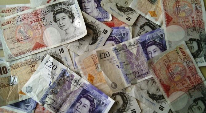 Британската централна банка няма да печата пари, за да финансира борбата с коронавируса