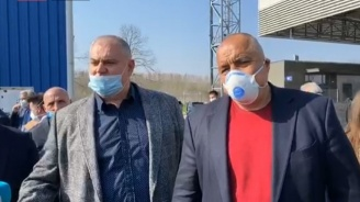 Турция подари кафе на Борисов. Премиерът обясни, че карантината не е игра на жмичка