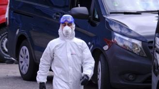 Русия: Над 1800 заразени. 9 жертви
