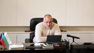 Борисов поиска  да купува 30  хиляди PCR теста месечно от Република Корея