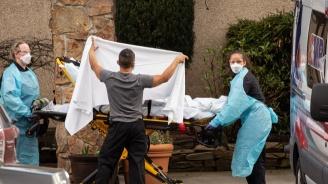 Дете почина от COVID-19 в Белгия