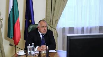 Борисов и членовете на Министерския съвет ще проведат видеоконферентна връзка