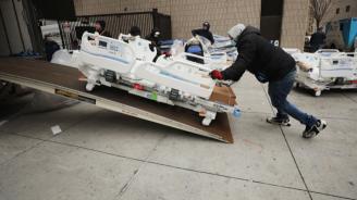 Русия изпрати самолет с хуманитарни помощи за САЩ