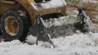 176 снегорина чистиха столицата тази нощ