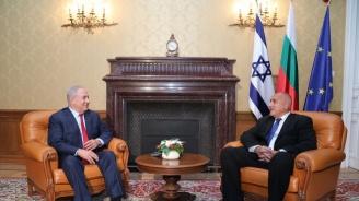 Борисов в разговор с Нетаняху: COVID-19 е безпрецедентно предизвикателство за света