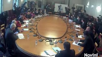 На Живо: Бюджетната комисия разглежда на второ четене актуализацията на бюджета