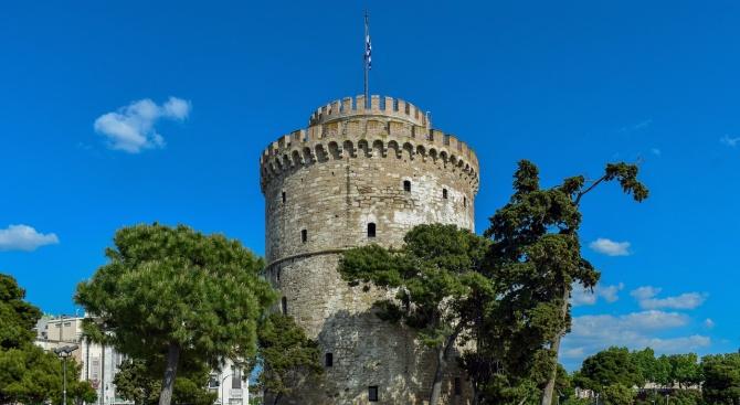 Общината в гръцкия град Солун от днес използва дрон, за