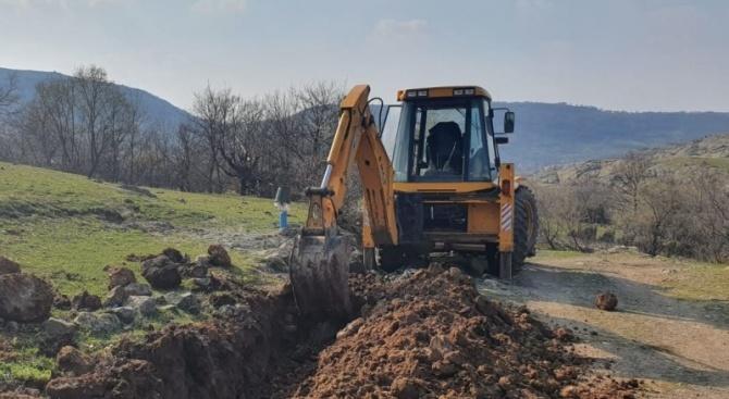 Община Момчилград предприе спешни аварийни дейности, за да отстрани щети,