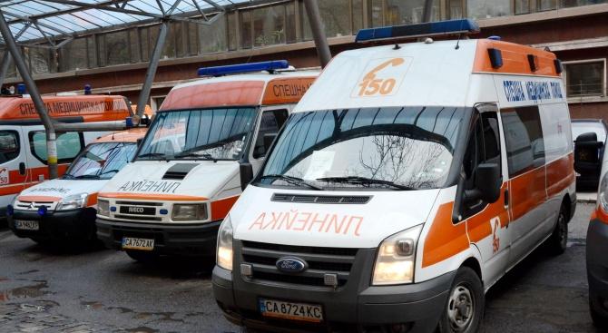 Коронавирус и при медици от Спешна помощ