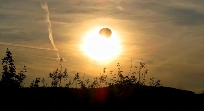 Глобалните температури през март 2020 г. са сходни с мартенските