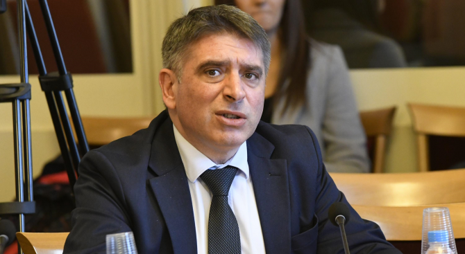 Правосъдният министър Данаил КириловДанаил Кирилов е роден на 25 юни