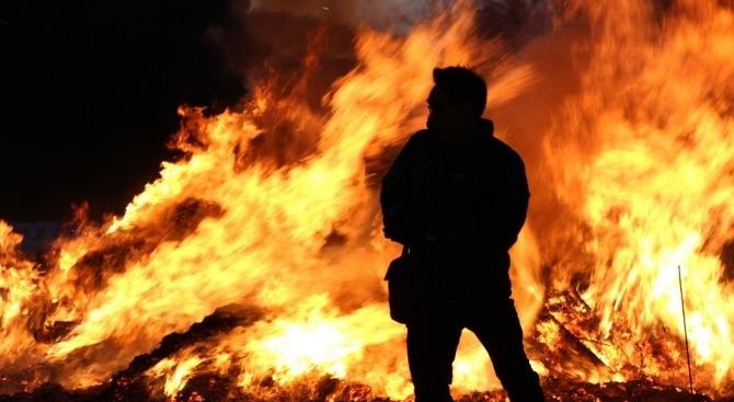 Сирийски бежанец се самозапали в Ливан