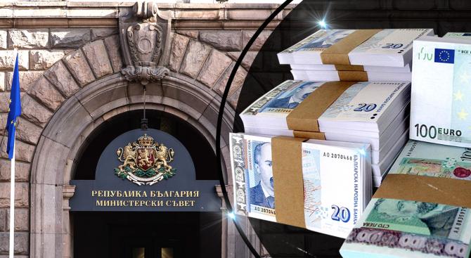 Окончателно - правителството може да изтегли до 10 млрд. нов заем заради COVID-19