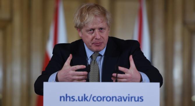 Без промяна в състоянието на Борис Джонсън