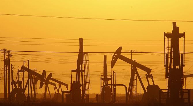 Цените на петрола тръгнаха нагоре