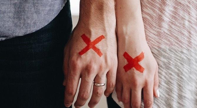 Значителен скок на разводите е регистриран в Турция след появата