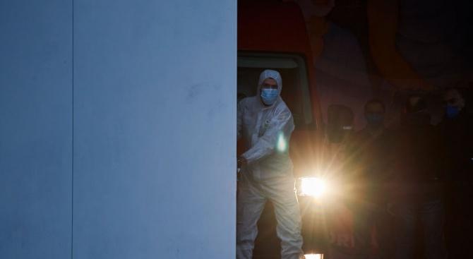 Темпото на нарастване на броя на смъртните случаи от коронавируса