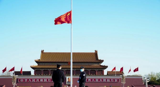 Китай: Не сме разработили коронавируса, за да завладеем света