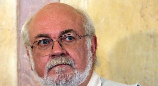 """Д-р Константин Тренчев е основателят на синдиката КТ """"Подкрепа"""", негов"""