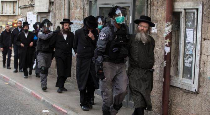 Израел обяви за задължително носенето на маска на обществени места