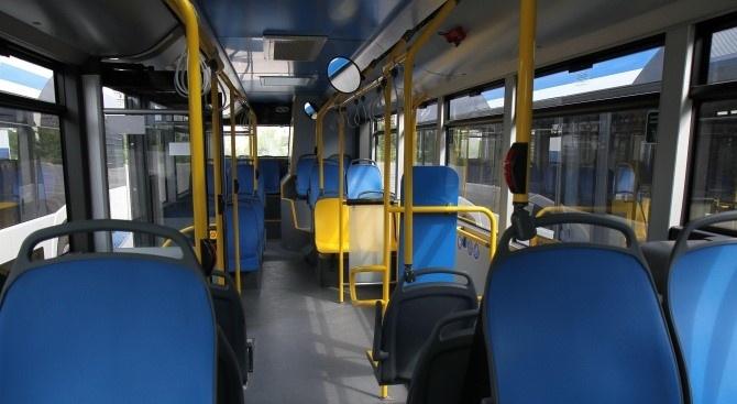От утре градският транспорт ще се движи с ново работно