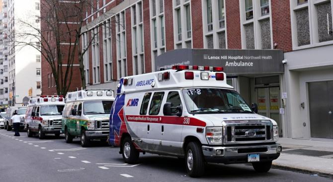 Печален рекорд в САЩ: Близо 2000 са починали за 24 часа от коронавирус