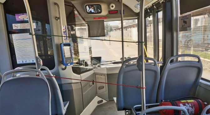 Градският транспорт в София с ново работно време