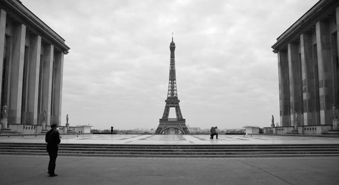 БВП на Франция е потънал с 6% - най-лошото тримесечие от десетки години